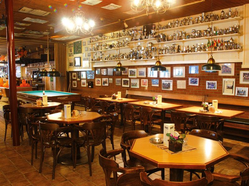 Midgetgolf / café / snackbar Den Elshof