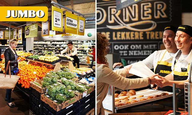 Jumbo supermarkt Groenlo