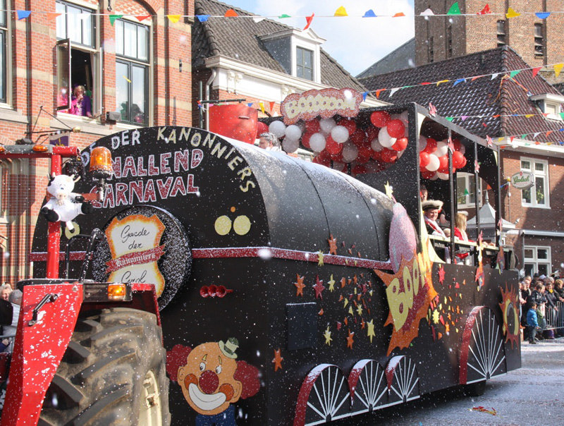 Carnaval in Groenlo