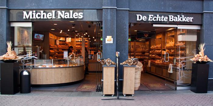 Michel Nales, De Echte Bakker