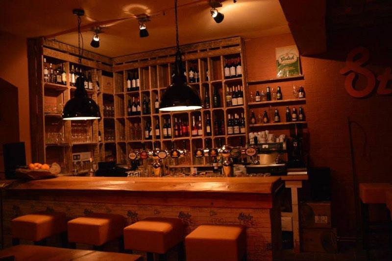 Wijnbar/brasserie Streets