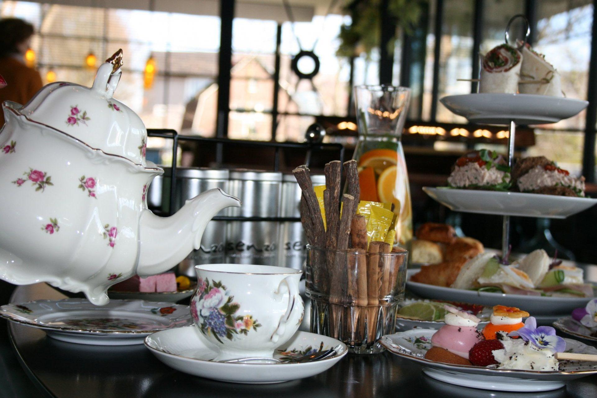 High Tea bij Welgelegen