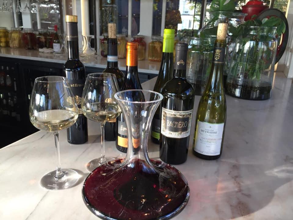 High Wine bij Welgelegen
