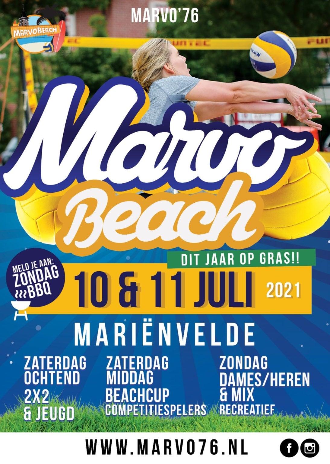 MarvoBeach toernooi