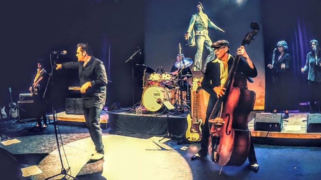 Elvis Tribute @Openluchttheater Lichtenvoorde