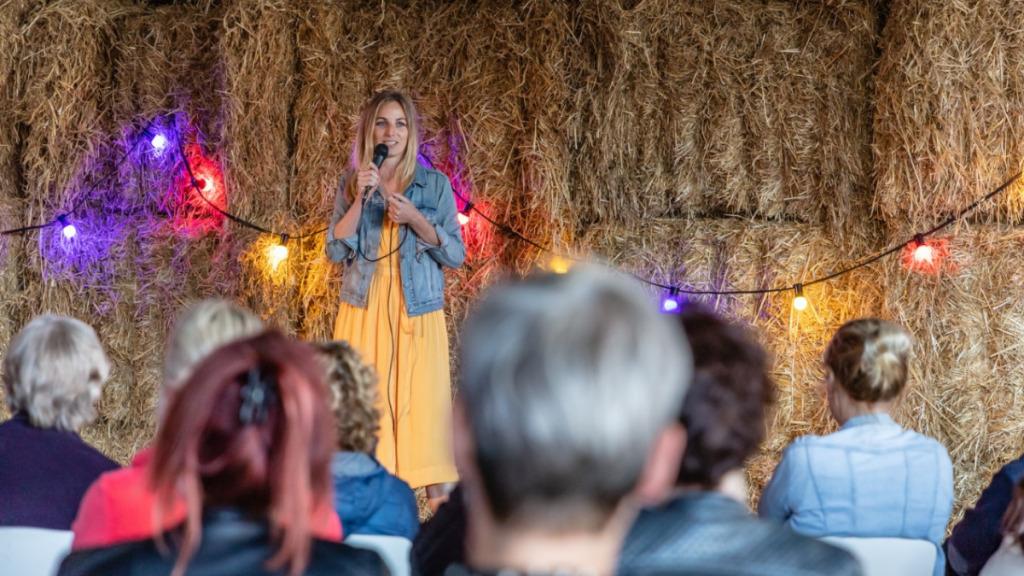 True Stories told live @Openluchttheater Lichtenvoorde