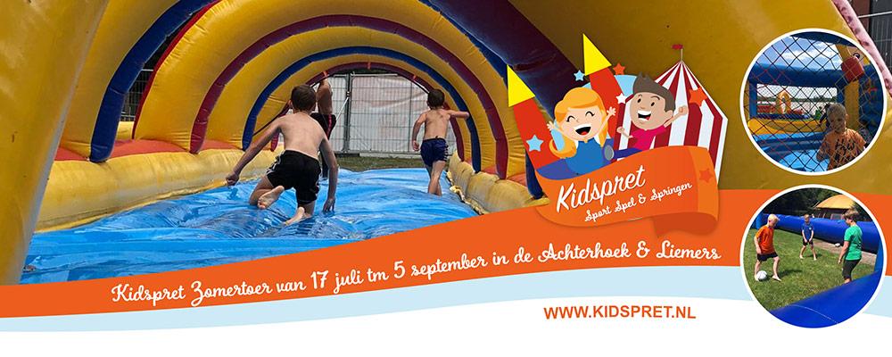 Kidspret Zomertour
