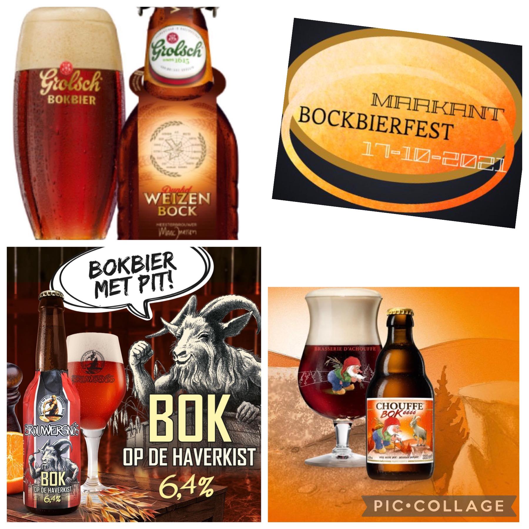 Bockbierfest bij Markant